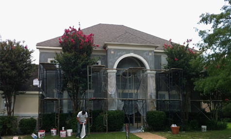 Dallas TX Residential Stucco Contractor