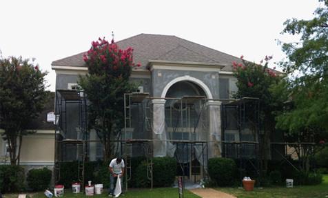 Dallas TX Residential Stucco Contractor