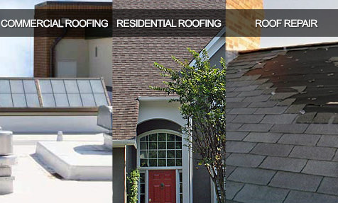 Dallas TX Roofing Contractor