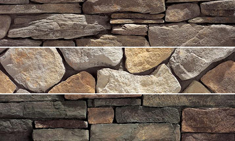 Dallas TX Synthetic Stone Contractor
